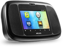 Archos Introduces Android-based Wi-fi Radio