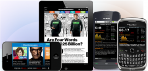 Bloomberg's Mobile App Is Smart « Audio4cast