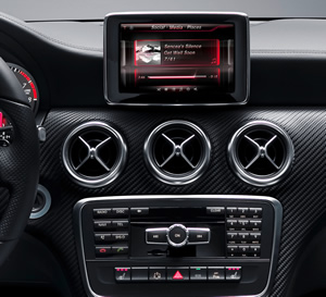 Mercedes and Acura unveil in-car web radio systems | RAIN: Radio And Internet Newsletter