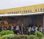International Airport in Monrovia, Liberia