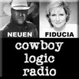 Cowboy Logic Radio – Don Neuen & Donna Fiducia