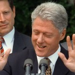 Bill Clinton (a.k.a. Slick Willy)