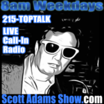 Scott Adams Show LIVE Everyday 8AM