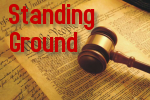 Standing Ground – Jeremy Leahy