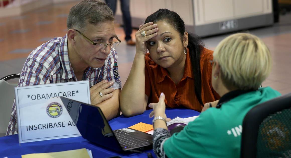 Affordable Care Act Fair Draws Floridians As Enrollmnent Deadline Looms