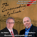 The Conservative Syndicate – Jon Mathews and Joe Hakos