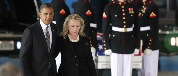 New Clinton Email Shows Pentagon Had Forces Ready To Respond To Benghazi Attack – The Daily Caller
