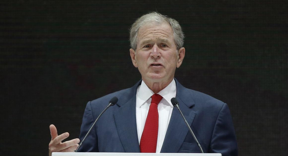 George W. Bush unleashes on Ted Cruz – Politico