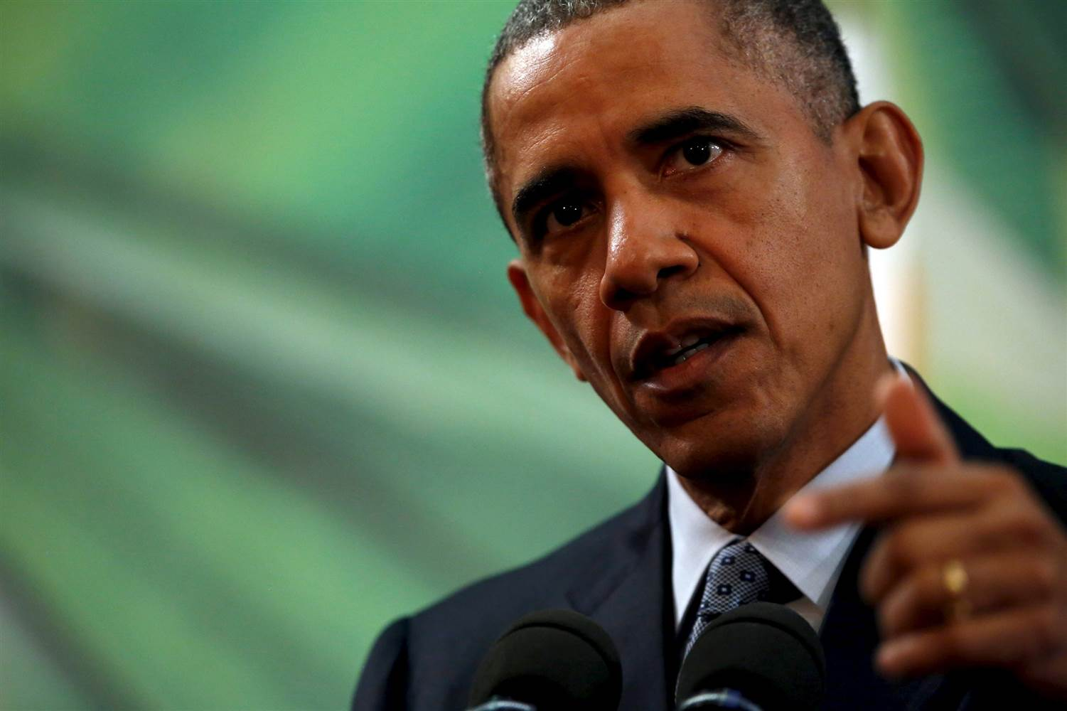 Obama Accuses Republicans Of Being 'Worried About Three-Year-Old Orphans' – The Daily Caller