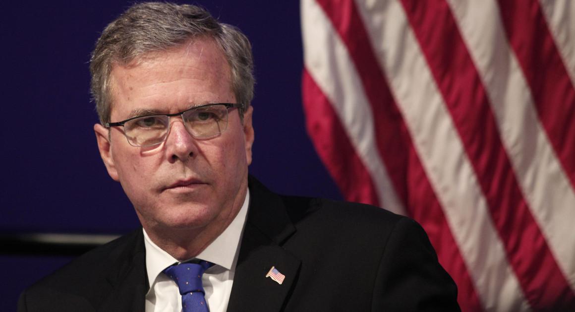 Jeb Bush plummets in latest national poll – Politico