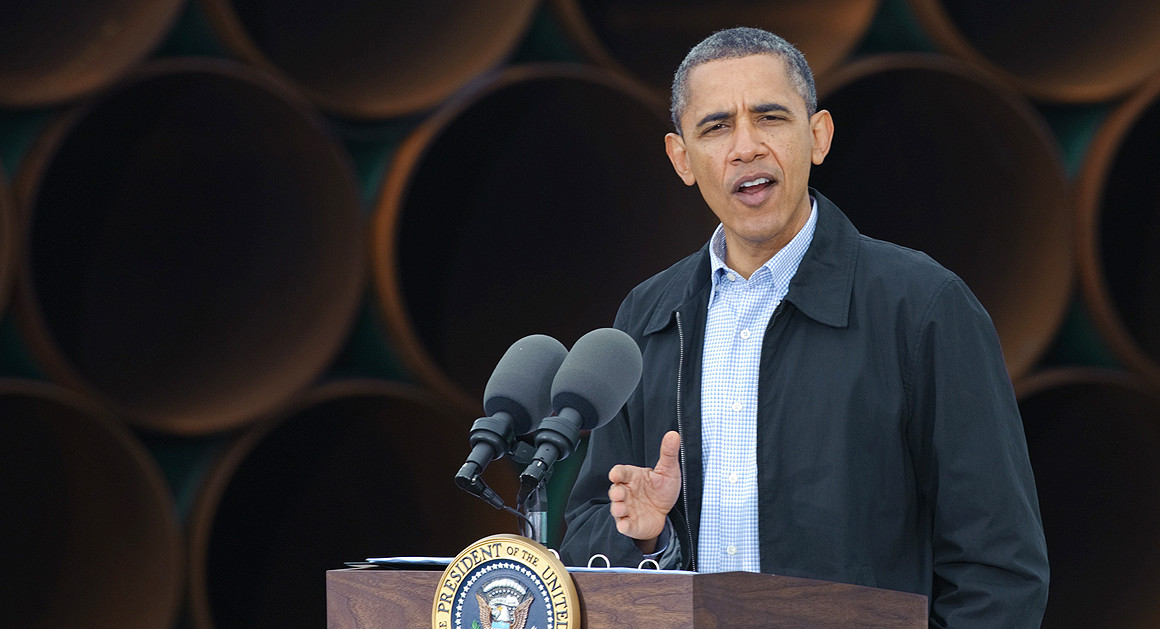 Obama expected to reject Keystone XL pipeline – Politico