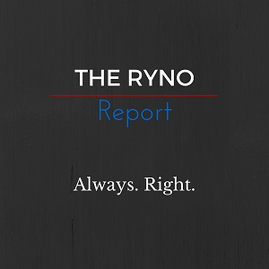The Ryno Report – Ryan DeCicco