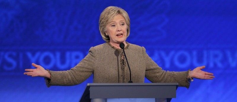 Hillary's Debate Fact-Check Request Backfires