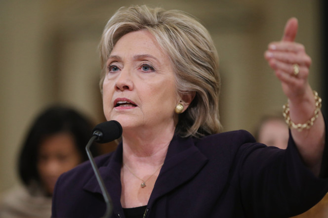 Hillary Clinton's most repugnant lie – Washington Post