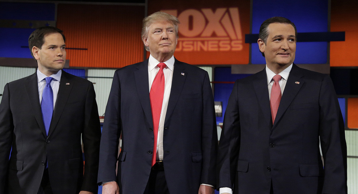 5 takeaways from the GOP debate – Politico