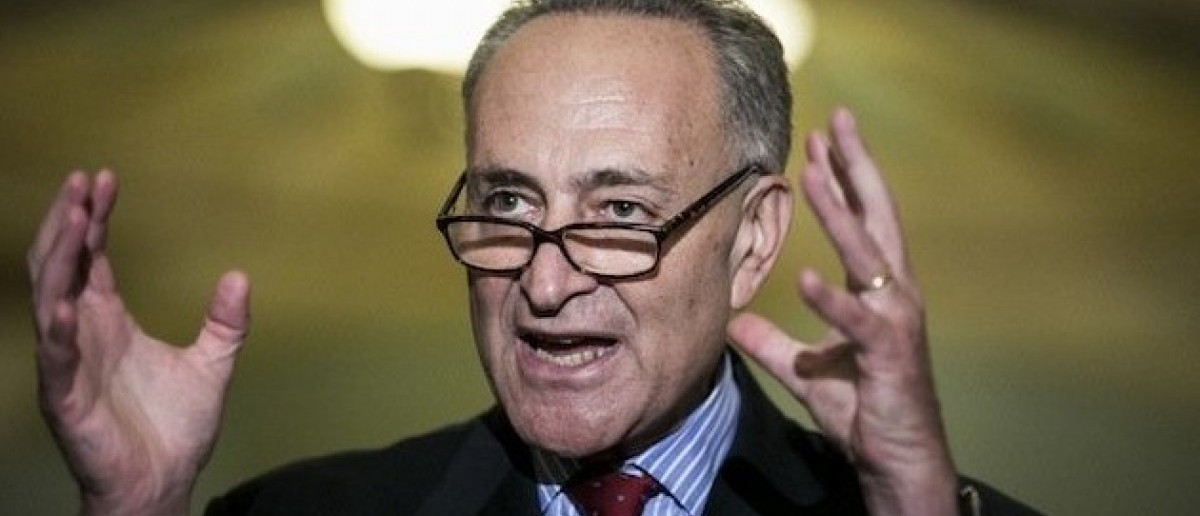 FLASHBACK: In 2007, Schumer Called For Blocking All Bush Supreme Court Nominations – The Daily Caller