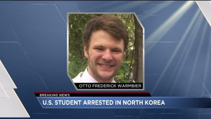 Frat Boy's Decision To Visit North Korea Reveals Volumes About Our Education