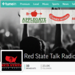 23,000+ listeners are now following Red State Talk Radio on TuneIn