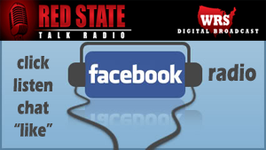 Red State Talk Radio Facebook Radio Player Page