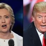 Trump Trails Clinton in Poll- Media Rush to Call Race for Clinton.