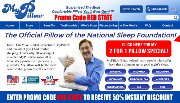MyPillow.com - Coupon Code