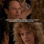 A Favorite New Year's Eve Movie- When Harry Met Sally