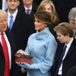 Donald J. Trump Is Sworn in as the 45th President of the United States