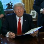 Trump Signs Executive Order to Undo Dodd-Frank