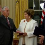 Rex Tillerson Confirmed as Secretary of State