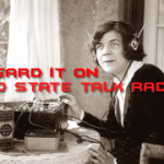 I heard it on Red State Talk Radio