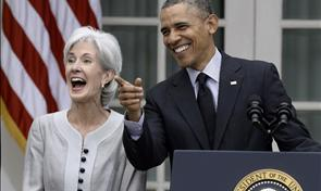 I guess they think it's funny that American's are losing their health care.