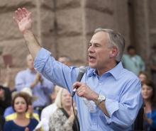 Greg Abbott Governor-Elect (R-Texas)
