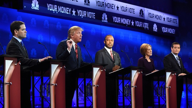 cnbcgopdebate_102815getty