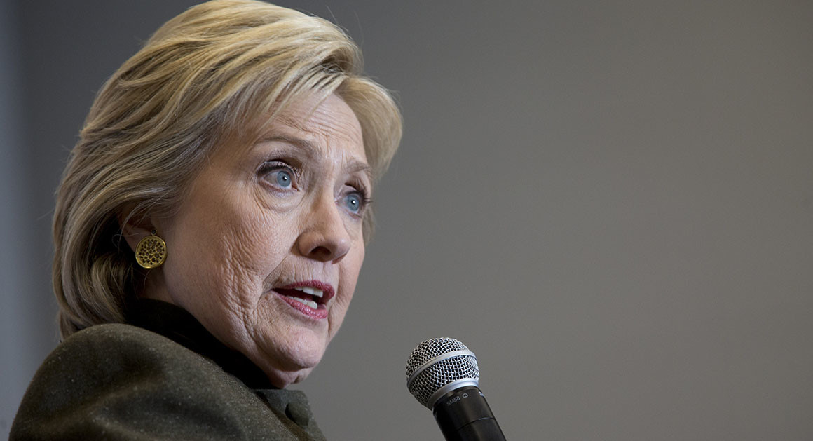 22 Hillary Clinton emails declared 'top secret' by State Dept. – Politico
