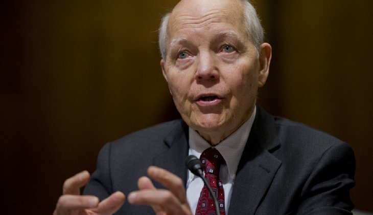 IRS chief: Blame rotten customer service and data hacks on Obamacare – Washington Examiner