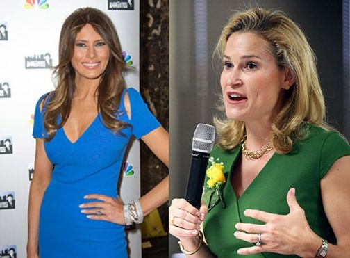 Everyone Loves a Cat Fight: Melania Vs. Heidi