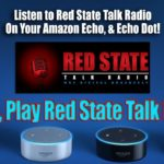 """Alexa, Play Red State Talk Radio""! Voice Command On-Demand Radio has arrived!"