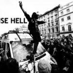 Liberal Agenda? Raise Hell!